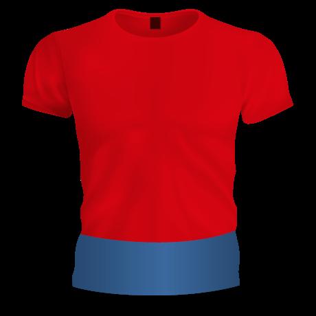 Koszulka kolorowa