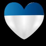 Poduszka Serce