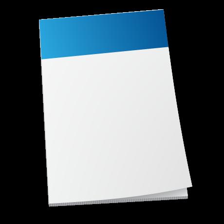 Katalog klejony