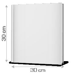 Fotoksiążka standard kwadratowa 30x30 cm