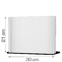 Fotoksiążka pozioma A4 30x21 cm