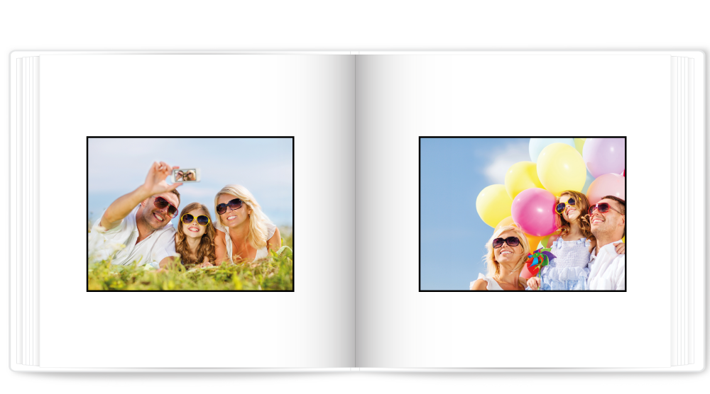 fotoksiążka standard kwadratowa