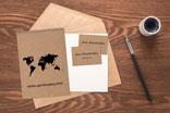 Wizytówki i poligrafia dla firm na papierze ekologicznym