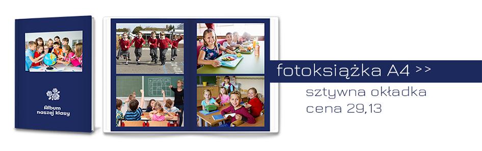fotoksiążka kronika szkolna tablo
